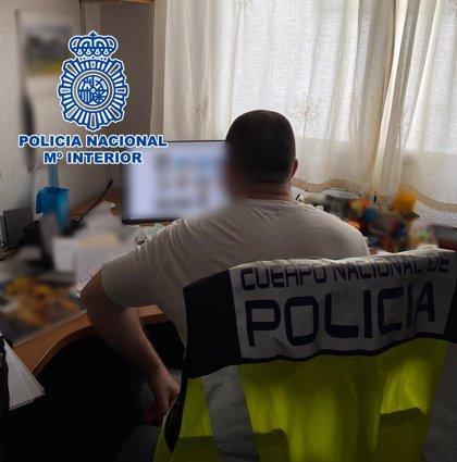 Detenido en Alicante por hacer fotos de menores de corta edad desnudos en la playa