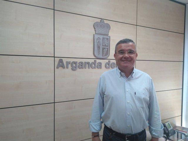 Guillermo Hita, alcalde de Arganda y presidente de la Federación de Municipios de Madrrid