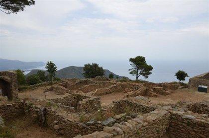 Excavaciones en Santa Creu de Rodes (Girona) ponen al descubierto nuevas estructuras de casas
