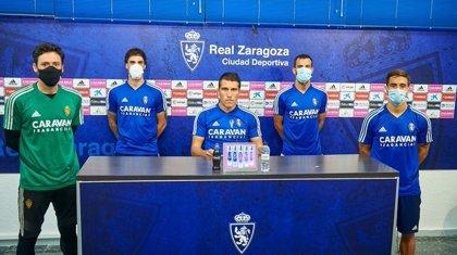 """La plantilla del Zaragoza, """"harta"""" y """"de acuerdo"""" en que se dé por acabada la Segunda con su ascenso"""