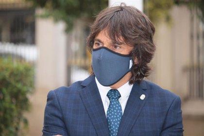 """Dimite por """"razones personales"""" el consejero de Sostenibilidad y Transición Ecológica del Gobierno riojano"""