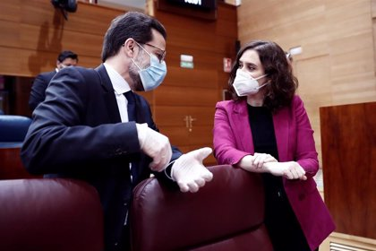 """Lasquetty demanda """"reglas claras"""" al Estado para el fondo europeo poscovid y reclama la convocatoria del CPFF"""