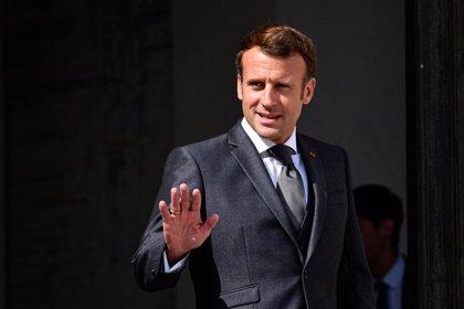 """AMP2.- Líbano.- Macron visita Beirut con la intención de movilizar la ayuda internacional: """"Líbano no está solo"""""""