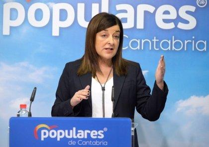 """PP llama a Revilla a """"apartar"""" al PSOE tras las """"bofetadas"""" a Cantabria de Sánchez"""