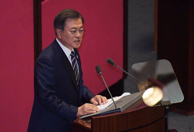 Corea.- Seúl arremete contra Pyongyang por vaciar una presa junto a la frontera