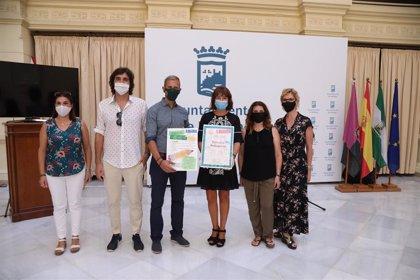 El Ayuntamiento de Málaga inicia en el CEIP Luis Buñuel el proyecto de patrullas mediadores en centros educativos