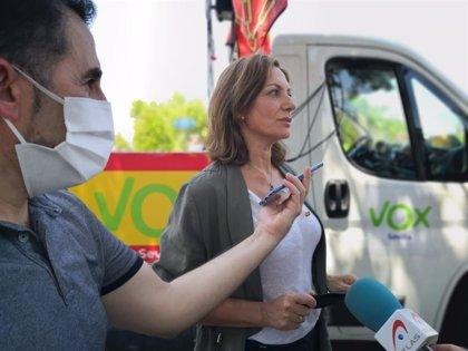 """Vox acusa al """"sector podemita"""" del Gobierno de propagar """"bulos contra los empresarios agrícolas"""""""