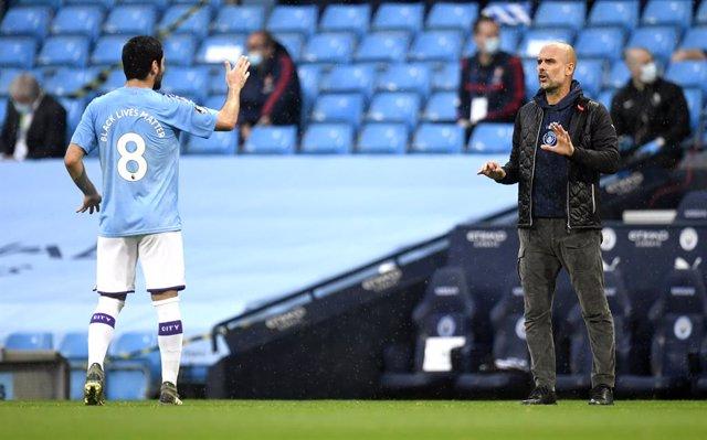 """Fútbol/Champions.- Gundogan: """"No estoy pensando en el buen momento del Real Madr"""