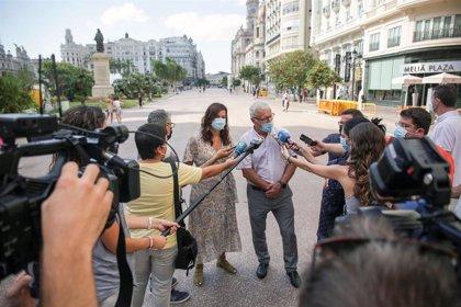 Ribó pide en una carta a Ábalos incluir el canal de acceso ferroviario de València en el plan de reconstrucción europeo