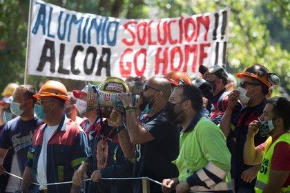 El conflicto de Alcoa San Cibrao entra en punto muerto