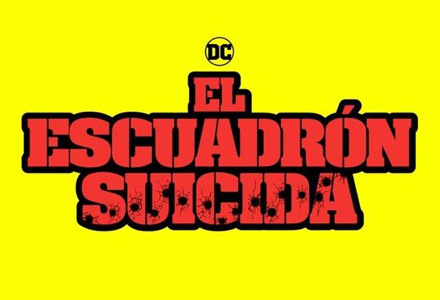 Logo de El Escuadrón Suicida (The Suicide Squad) de James Gunn