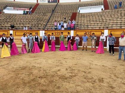 El diestro Antonio Ferrera dona seis novillos a la Escuela Taurina de Badajoz para la práctica de sus alumnos