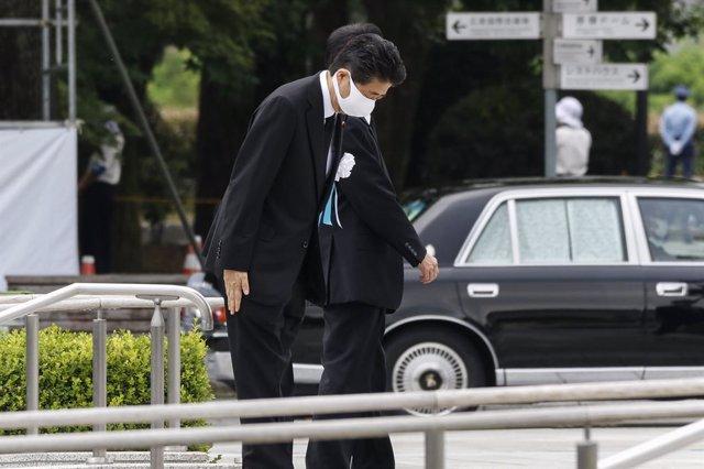 Coronavirus.- Abe defiende que no es necesario volver al estado de emergencia pe