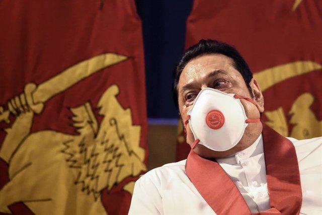 Sri Lanka.- El partido de Mahinda Rajapaksa encabeza los resultados preliminares