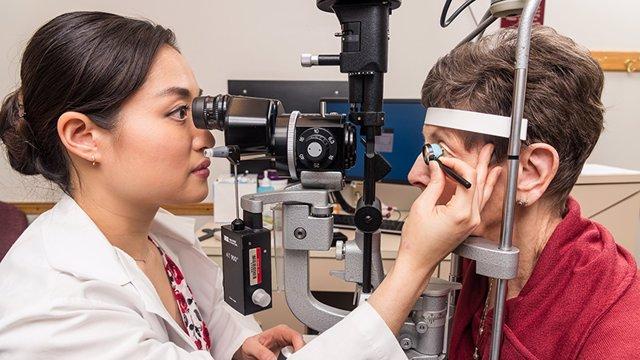 Los investigadores descubren que el SLT podría ser un tratamiento de primera línea para el glaucoma.