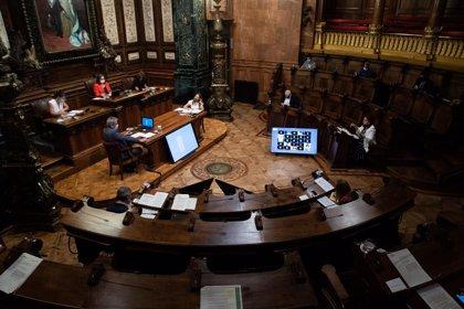 Casa Real.- JxCat y ERC reclaman a Colau un pleno sobre la monarquía y la marcha del Rey emérito