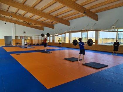 Los clubes deportivos de Binéfar pueden reanudar su actividad en el complejo deportivo 'El Segalar' de Binéfar