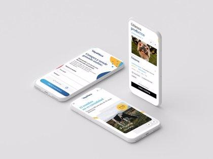 Nace 'VayaVaca', una 'app' para la compraventa de ganado