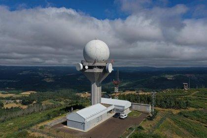 Enaire pone en servicio en A Coruña un nuevo radar de vigilancia aérea