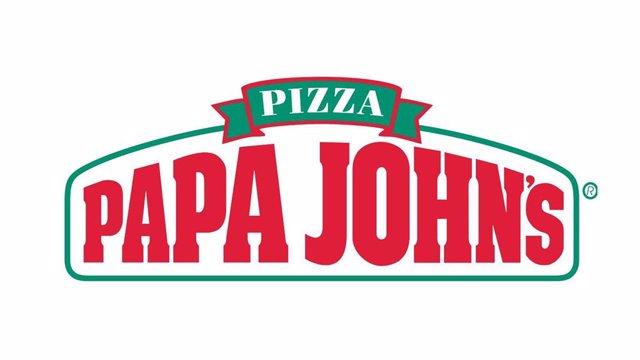 Logo de la cadena de pizzerías Papa John's.