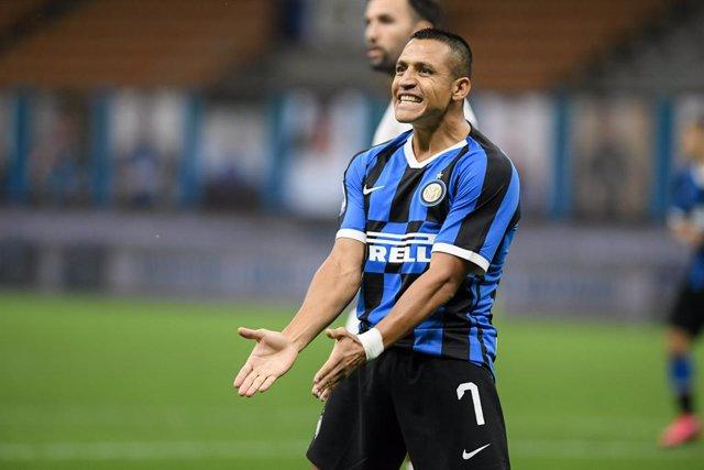 Fútbol.- Alexis Sánchez completa su traspaso al Inter desde el United
