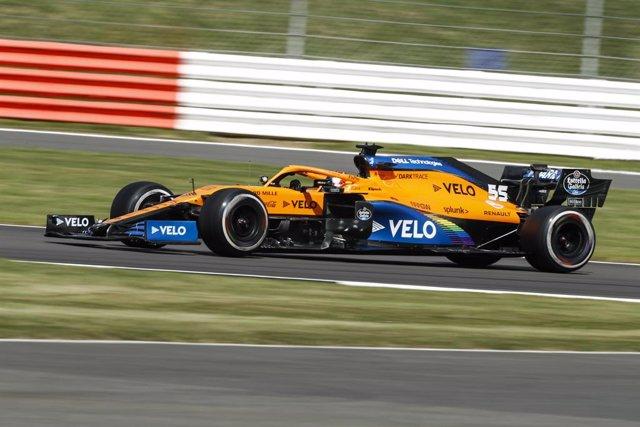 Fórmula 1/GP 70º Aniversario.- (Previa) Carlos Sainz busca resarcirse en Silvers