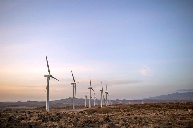 Parque eólico de Vestas en Kenia