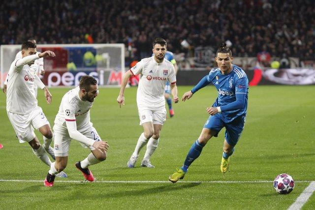 Fútbol/Champions.- Previa de la Juventus - Olympique de Lyon