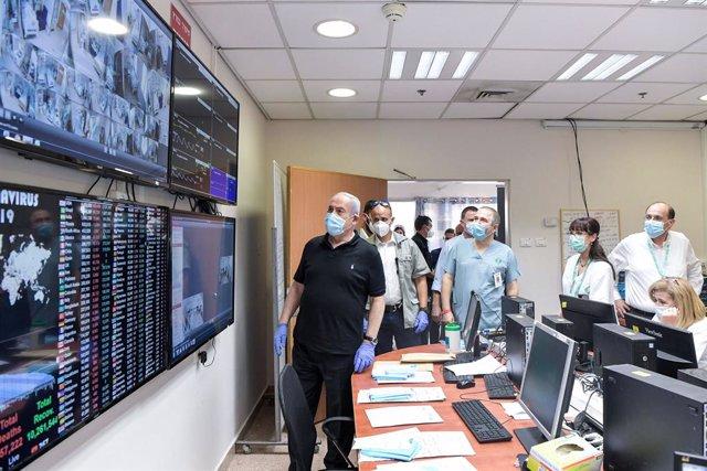 Coronavirus.- Netanyahu dice que Israel está haciendo lo posible para evitar un