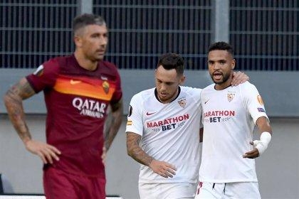 Crónica del Sevilla - Roma, 2-0