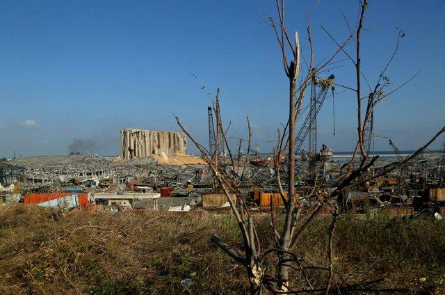 Líbano.- Detenidas 16 personas en Líbano en el marco de las investigaciones por