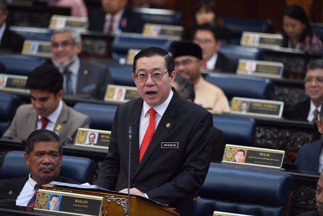 L'exministre de Finances de Malàisia Lim Guan Eng
