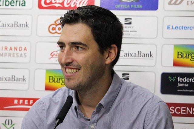 Fútbol.- Andoni Iraola, nuevo entrenador del Rayo Vallecano
