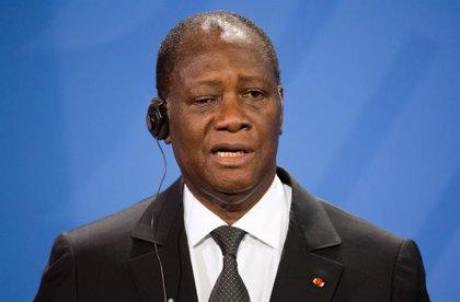 C.Marfil.- Ouattara da marcha atrás y anuncia que buscará un tercer mandato como presidente de Costa de Marfil
