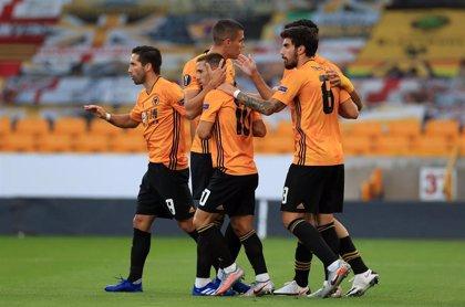 El Wolverhampton, rival del Sevilla en cuartos de la Liga Europa