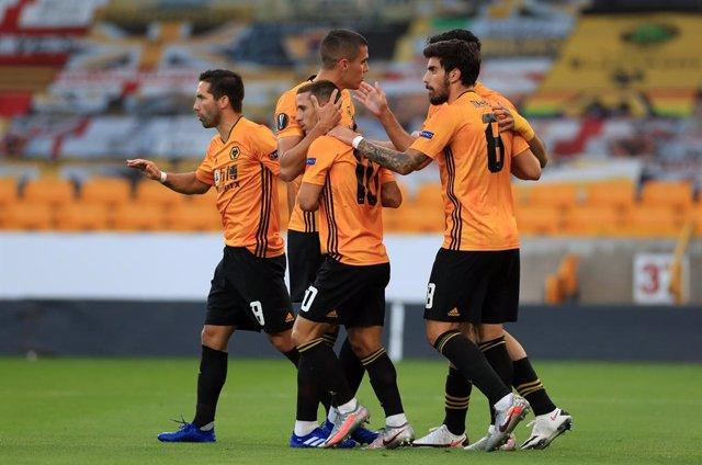 Fútbol/Liga Europa.- (Crónica) El Wolverhampton, rival del Sevilla en cuartos de