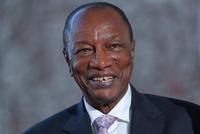 Guinea.- El partido gubernamental de Guinea nomina a Alpha Condé como candidato