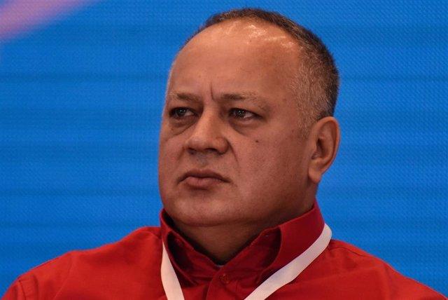 El dirigente 'chavista' Diosdado Cabello