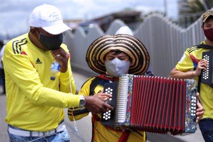 Coronavirus.- Colombia continúa su incremento de casos de coronavirus y  constata casi 12.000 nuevos en un día