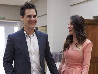 Christian Gálvez y Almudena Cid celebran una década de amor juntos