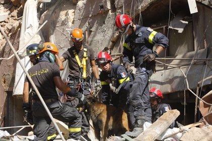 Líbano.- Búsqueda a contrarreloj de los casi cien desaparecidos tras las explosiones en Beirut