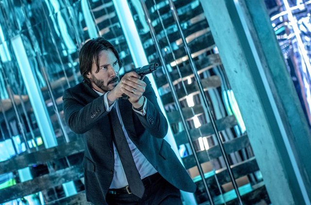 Keanu Reeves protagoniza John Wick: Pacto de Sangre