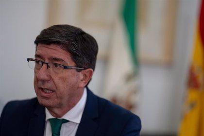 Marín quiere que la remodelación de la Junta esté para septiembre y respalda la continuidad de los consejeros de Cs