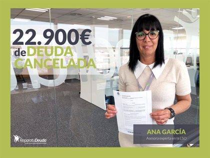 Repara tu Deuda cancela 22.900 € en Albacete (Castilla la mancha) con la Ley de Segunda Oportunidad