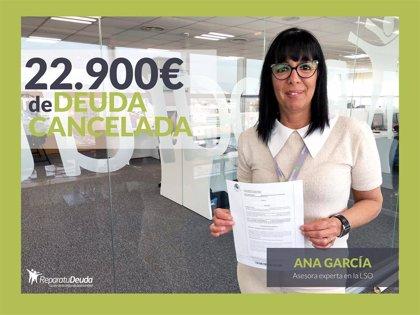 COMUNICADO: Repara tu Deuda cancela 22.900 € en Albacete (Castilla la mancha) con la Ley de Segunda Oportunidad