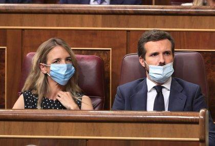 """Casado acusa al Gobierno de """"dejación de funciones"""" para controlar la inmigración irregular y los rebrotes de Covid-19"""