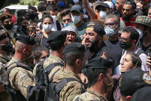 Líbano.- Israel percibe la culminación de una ola de descontento con Hezbolá tra