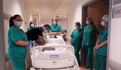 Cerca de 600 niños nacieron en el Hospital San Cecilio de Granada durante el confinamiento