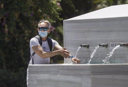 Las temperaturas suben de nuevo y se situarán este fin de semana entre 38 y 42ºC en la mayor parte de España