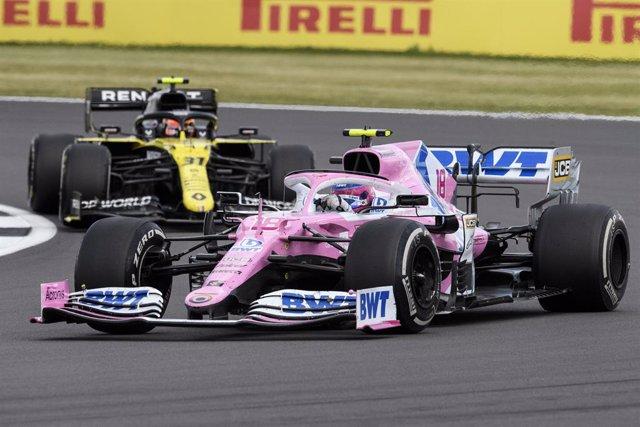 Fórmula 1.- La FIA sanciona con la pérdida de 15 puntos a Racing Point por irreg